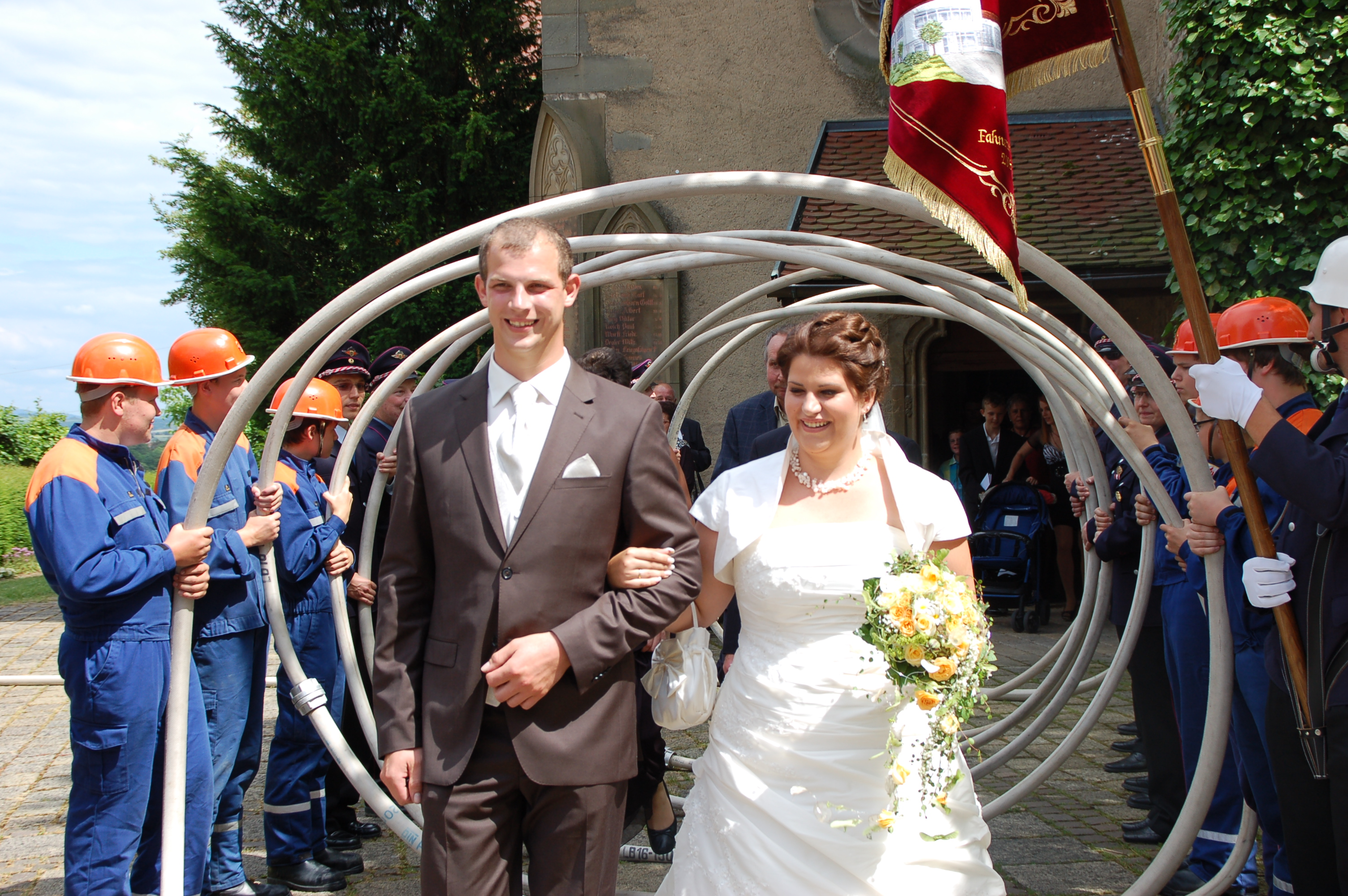 Hochtzeit Marcel und Lisa Eggert