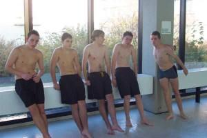 Schwimmpokalturnier der Jugendfeuerwehren in Gerlingen