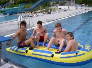 Schwimmpokal 2007