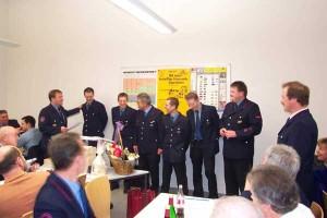 Hauptversammlung 2002