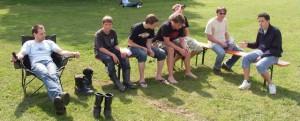 Hoch hinaus mit der Jugendfeuerwehr – Zeltlager am Bodensee