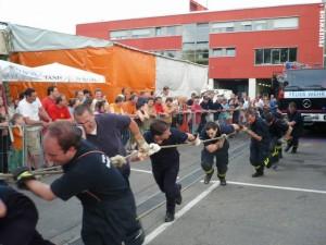 Feuerwehr Ingersheim holt sich 1. Platz