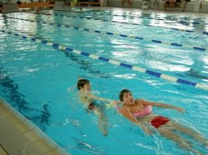 Schwimmpokalturnier der Jugendfeuerwehren in Freiberg