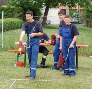 Jugendfeuerwehr Ingersheim wird 2ter Sieger!