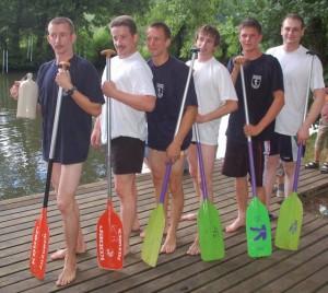 Feuerwehr Ingersheim: Nicht nur mit Wasser, sondern auch im Wasser erfolgreich