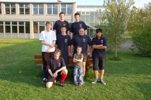 Hallen-Fussballturnier in Murr