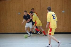 Fussballturnier in Steinheim