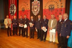 Martin Bäßler erhält Ehrenzeichen des Kreisfeuerwehrverbandes